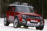 Land Rover представит новый Defender раньше запланированного