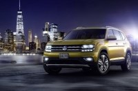 Volkswagen работает над новыми вариантами внедорожника Atlas