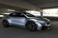 Новый Subaru WRX будет электрифицирован