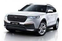 Zotye готовит к премьере кроссовер с дизайном в стиле Range Rover