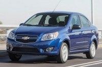 Новый Chevrolet Aveo полностью провалил краш-тест