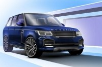Ателье Overfinch построит «самый роскошный Range Rover в истории»