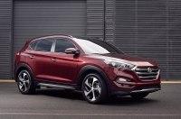 Компания Hyundai «обновила» кроссовер Tucson