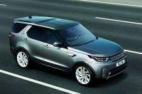 Land Rover Discovery превратился в «грузовик» без кресел и стекол
