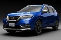 Nissan анонсировал новинки: топ-версия X-Trail, особый Leaf и другие