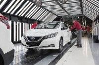 Новый Nissan Leaf для Европы встал на конвейер