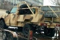 «АвтоВАЗ» испытывает секретный пикап Лада «Шаман»