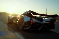 McLaren тестирует свой первый электрокар