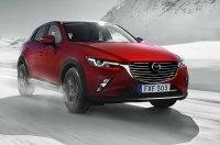 Mazda CX-3 уже в Украине. Ну наконец-то.