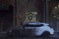 Кузов нового Hyundai Veloster покрыли светодиодами