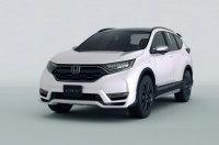Honda везёт в Токио концептуальный кроссовер CR-V Custom