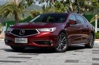Озвучены цены «растянутого» седана Acura TLX-L
