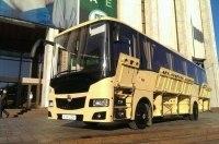 В Украине представили новейший автобус «Тюльпан» стандарта Евро-6