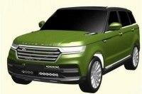 Range Rover из Китая будет вчетверо дешевле «настоящего»