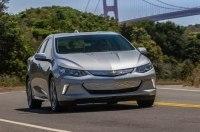 Chevrolet откажется от гибрида Volt