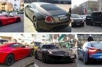 Налог на роскошь: владельцы элитных авто существенно пополнили бюджет