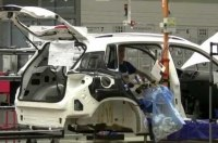 В Китае запретил производство 550 моделей автомобилей