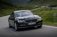 Гибридный седан BMW 7-Series станет мощнее