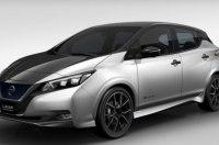 Leaf Grand Touring — новый концепт Nissan