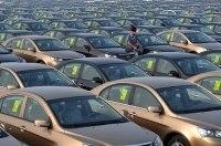 Китайцы остановили производство более 500 моделей автомобилей