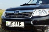 Номерные знаки на автомобиль можно будет заказывать по интернету