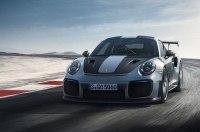 Появились первые фото Porsche 911 новой генерации