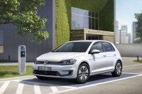 Электрический Volkswagen Golf набирает популярность