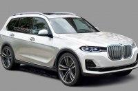 BMW X7: новые изображения