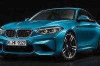 Баварцы назвали дату премьеры заряженного BMW M2 Competition