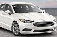 Ford отменил плановое обновление седана Fusion