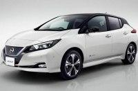 «Народный» электромобиль Nissan Leaf получил европейский ценник