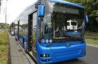 Новейший электробус Leonis может прийти в Украину