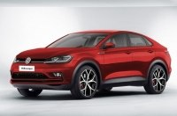 Серийный кроссовер Volkswagen I.D. Cross: первые изображения