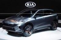 Официально: KIA представила электрический кросс Niro EV Concept