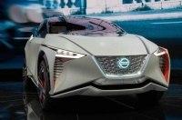 Серийный электрокроссовер Nissan IMx построят на «оригинальной» платформе