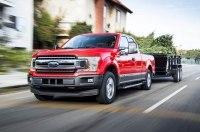 Официально: Ford представил дизельный пикап F-150