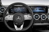 Mercedes официально презентовал новую мультимедиа-систему MBUX