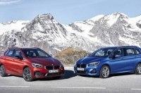 «Рестайлинговые баварцы»: BMW обновила модели 2-Series Active Tourer и Gran Tourer