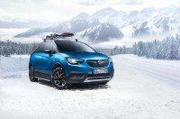 Opel Crossland X получил множество дополнительных аксессуаров