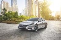 Honda раскрыла подробности о возрожденной модели Insight