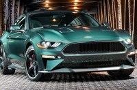 В Детройте представлен новый Ford Mustang Bullitt