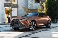 Lexus представил суперроскошный внедорожник
