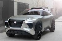 Шестиместный вседорожник Nissan получил семь экранов и рыбку
