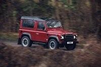 Land Rover представил самый мощный Defender в истории