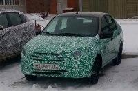 На «АвтоВАЗе» сфотографировали обновленную «Гранту»