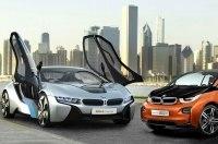 BMW прекратит выпускать модели i3 и i8