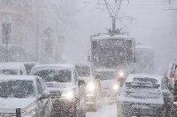 В Киев cнова ограничили въезд крупногабаритного транспорта