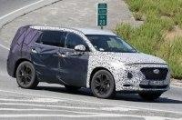 Новый Hyundai Santa Fe окажется дороже предшественника