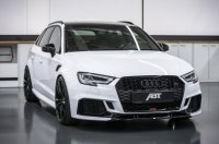 Audi RS3 превратили в 500-сильного «монстра»