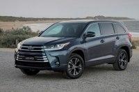 Toyota улучшила внедорожник Highlander
